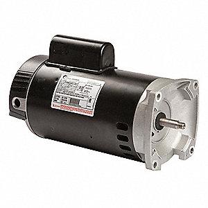 Century 2 hp pool and spa pump motor permanent split for Cheap pool pump motors