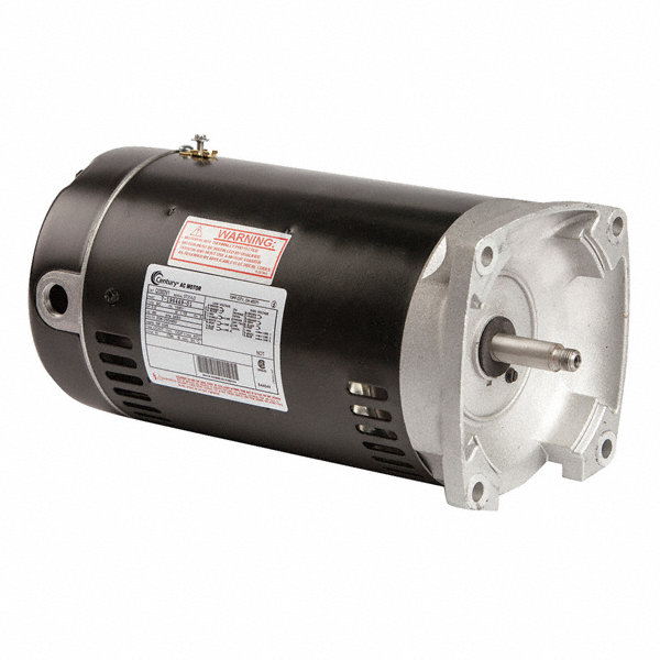 Century 3 hp pool and spa pump motor 3 phase 3450 for 3 hp spa pump motor