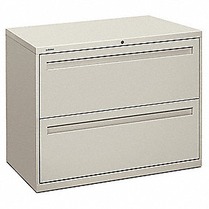 Cabinet,36x28-3/8x19-1/4 In,Light Gray