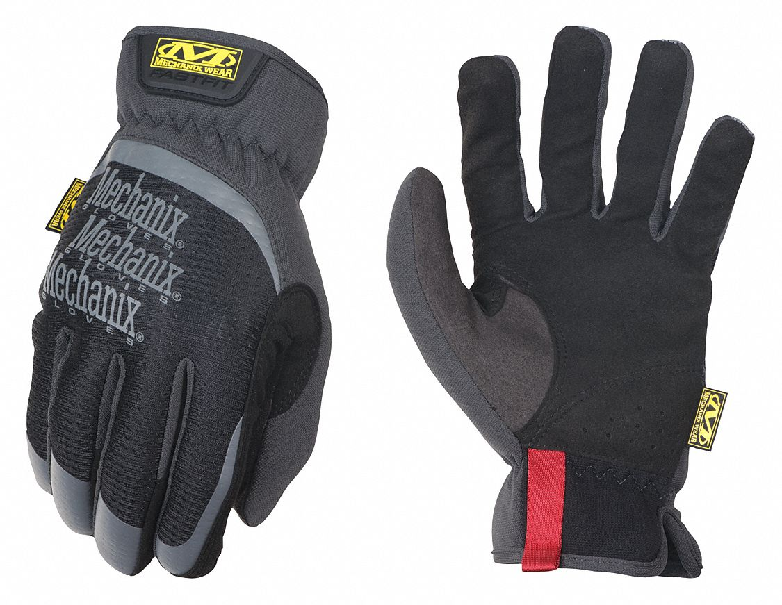 Mechanics Gloves,  9,  Mechanics,  1 PR