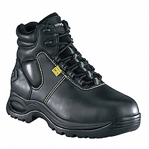 1fba112bb416 Converse Work 6 Height Men S Boots Composite Toe Type Black
