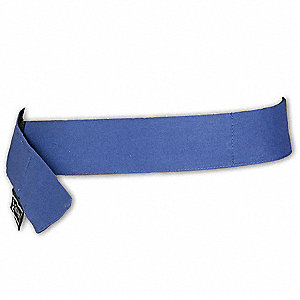 Cooling Bandana, PVA and Cotton, Blue, Universal