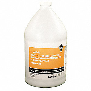Soap Concrete Cleaner and Degreaser, 1 gal. Bottle