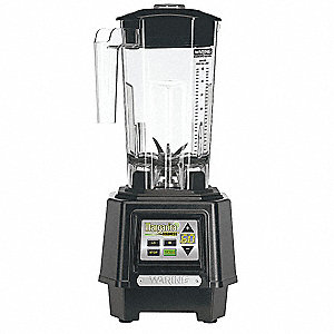 48 oz. Bar Blender, Black