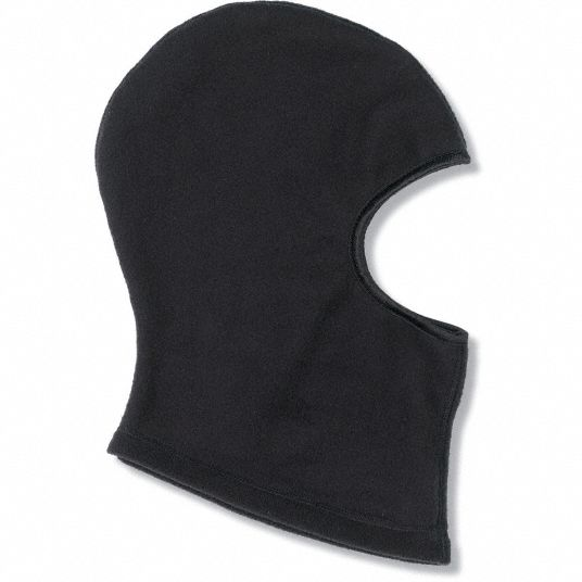Balaclava,  Universal,  Black,  Covers Head, Neck,  Over The Head
