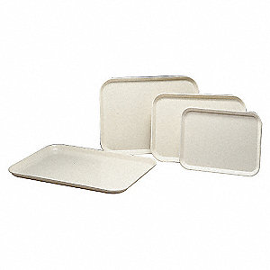 TRAY,CHEMICAL RESISTANT,3/4 X 16 X