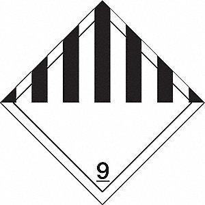DOT LABEL,4 IN. H,4 IN. W,PK 25
