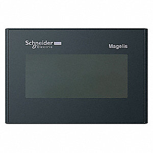 "4.59""W STN Monochrome Graphical Touch Panel, 200 x 80 Pixels, 32Mb DRAM"