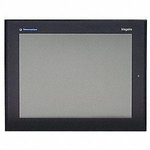 "10.60""W TFT Color Graphical Touch Panel, 640 x 480 Pixels, 64Mb DRAM"