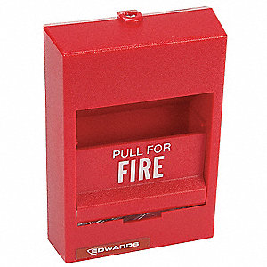 Fire Alarm Pull Station,Single Action