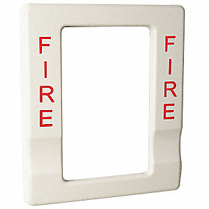 Trim,Marked Fire,Finish White