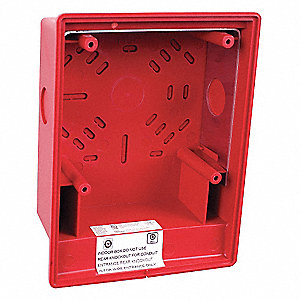 Surface Box,Red