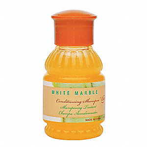 White Marble Breck Conditioning Shampoo, Clean Fragrance, 1 oz, 288 PK
