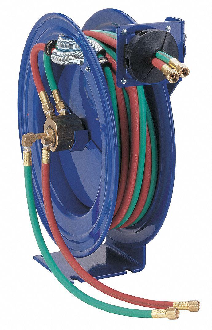 Gas Welding Hose Reels