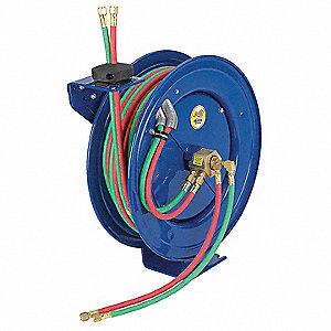 "19-5/8"" x 10-7/8"" x 21 Hose Reel&#x3b; For Oxy-Acetylene"