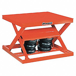 Scissor Lift Table,4000 lb.,48 In. L