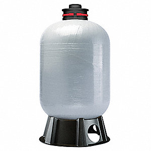 14 gal. Fibrewound Water Tank, Vertical, Precharged Type