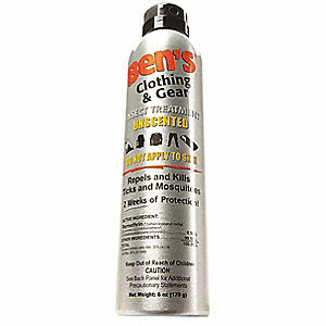 Insect Repellent,6 oz. Weight