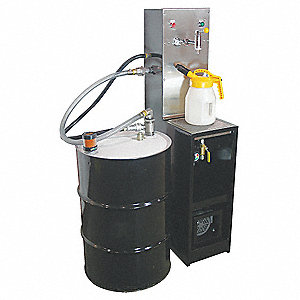 55 Gal. Drum Work Station,110V