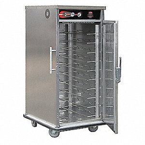 Food Cart, Univ Hold/Slim/Line, 3/4 Size