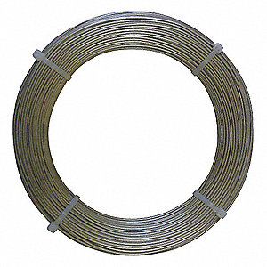 Wire,Coil,0.125 Dia,808.2 ft.