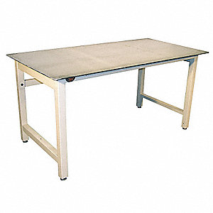 Welding Table,60x30 In.