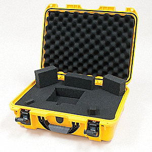 Case,18 In Lx14 In Wx7 In D,Yellow