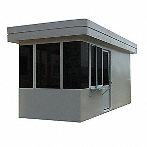 Guard Building,90W x 228L x 118 In H