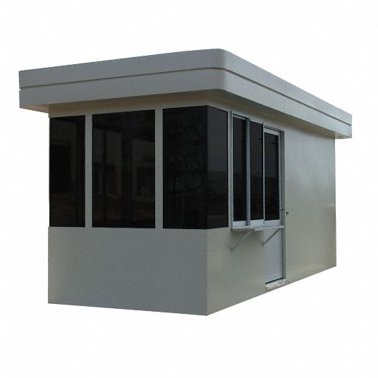 Guard Building, 90W x 228L x 118 In H