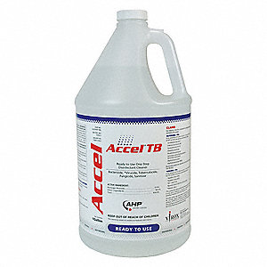 1 gal. Cleaner and Disinfectant, 4 PK