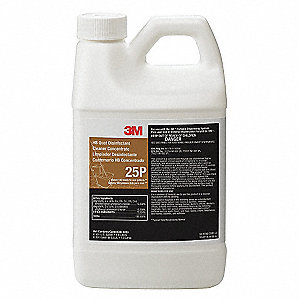 Cleaner and Disinfectant, 1.9L Bottle