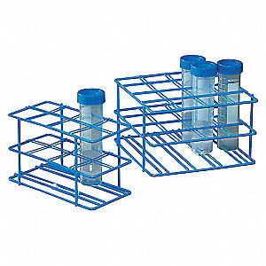 WIRE RACK HOLDS 8 50ML TUBES