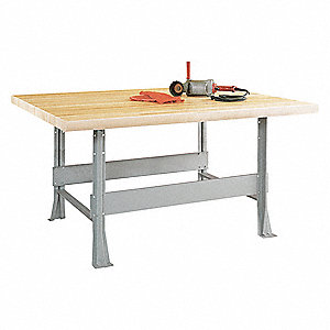 "Work Station,Metal Frame,54"" D"