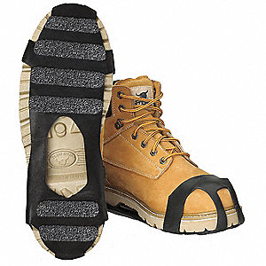 Men's Strap On Traction Shoes, Traction Type: Stud, Fits Shoe Size: 12 to 13-1/2