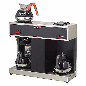 COFFEE BREWER,3 WARMERS