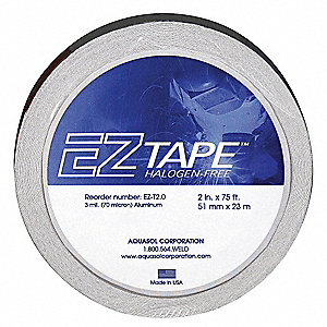 Aluminum Tape,2x75 Ft.