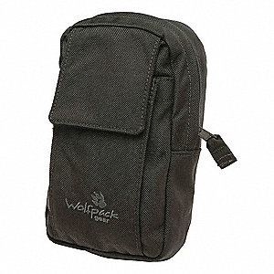 Accessory Bag,300 cu. in,Ballistic Nylon