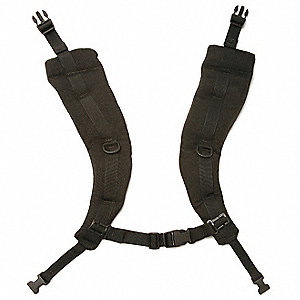 USAR Mission Pack Upgrade Suspenders,Blk