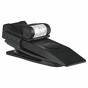 Indst Hands Free Light,LED,Black