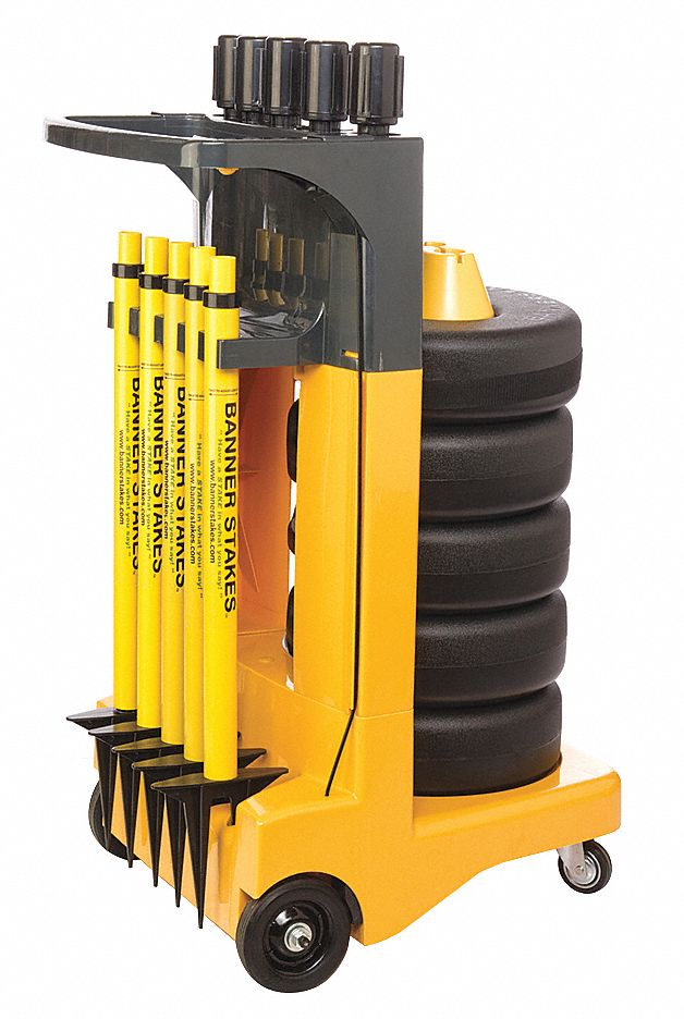 Portable Safety Barrier Systems