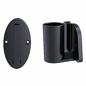 Retractable Barrier Wall Mount Kit