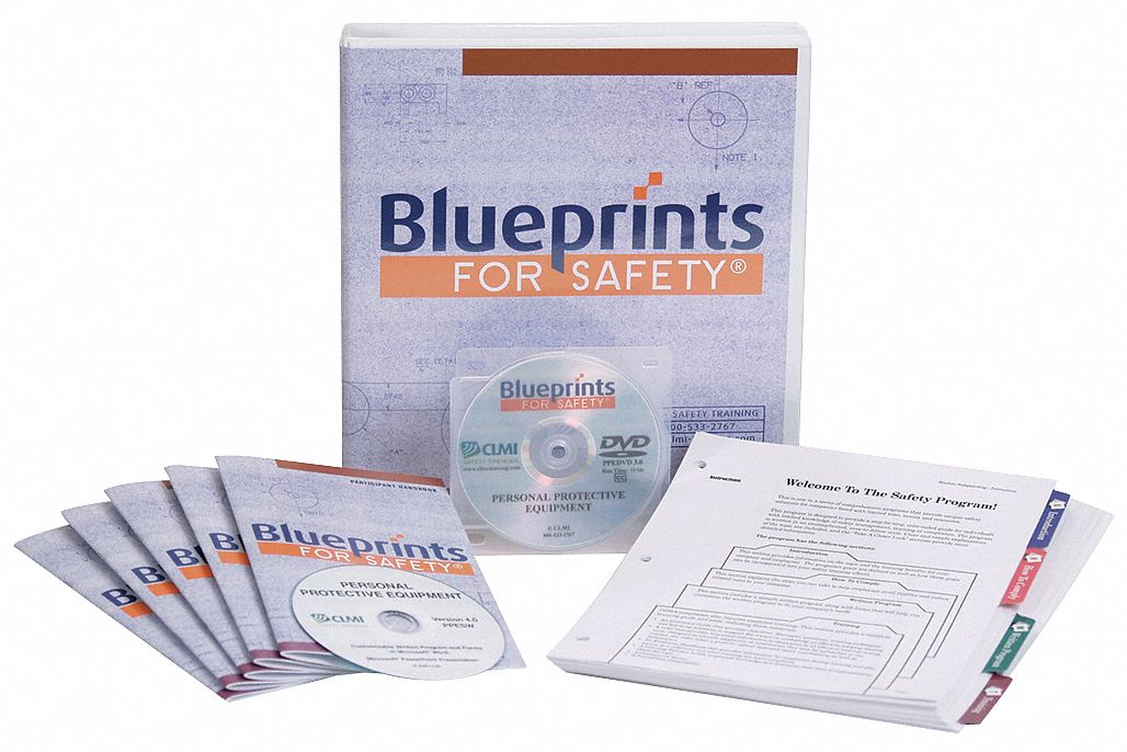 Binder, Book/Booklet, CD-Rom, DVD, Paper/Form,  Back Safety/Ergonomics,  English