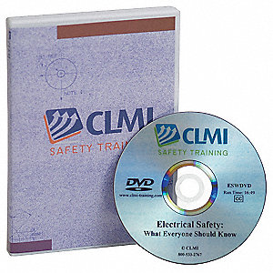 CLMI Safety Training Scaffold safety for Construction DVD