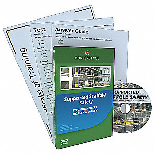 Convergence training Supported Scaffolding Safety