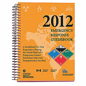 Emergency Response Guide,Spiralbound