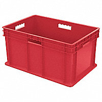 Four Sided Containers And Totes