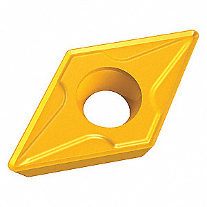 Indexable Insert,Diamond 55 Deg., 21.51