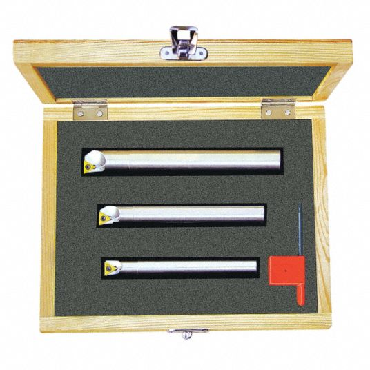 Indexable Tool Holder Set