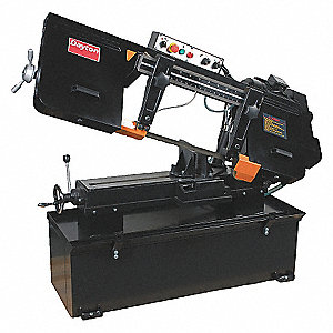 HORIZONTAL BAND SAW,WET,220V,2 HP