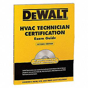 DEWALT HVAC TECH CERT EXAM GUIDE 2N